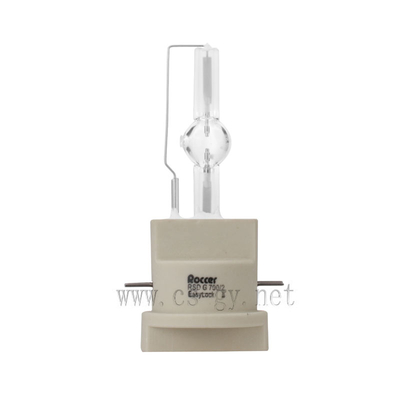 ROCCER lamp MSR700/2 Gold mini fast fit PGJX50 ceramic base for beam 700w