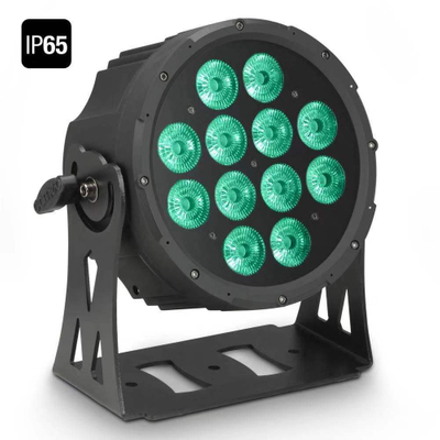 LED IP65 BATTERY PAR LIGHT 12PCS*15W RGBWA+UV (6-in-1)