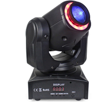 JTL Low Power LED Mini Moving Head Gobo Party Light